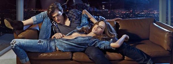 Alessandra Ambrosio Colcci FW11 01 Modni zalogaji: Ashton Kutcher i Alessandra Ambrosio u krevetu