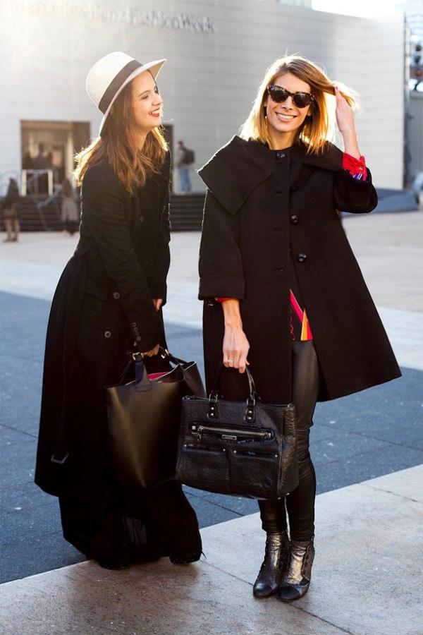 Ash Romina CLake StreetStyl Street Style: Njujorška nedelja mode