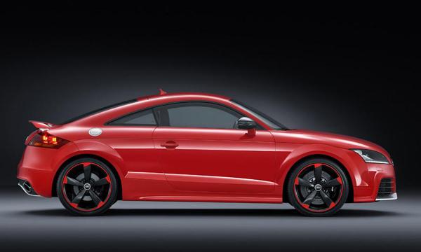 Audi TT RS plus 2 200km/h: Šesta krivina