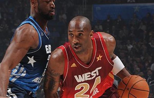 Bryant NBA All Star 2012: Rekapitulacija