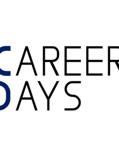 Dolazak praktikanata na Career Days 2012
