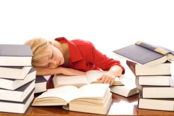 College Girl Sleep Books Ruralne mačke: Dizanje