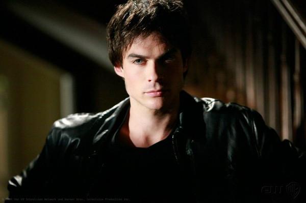 Damon Salvatore Najprivlačniji vampiri (2. deo)