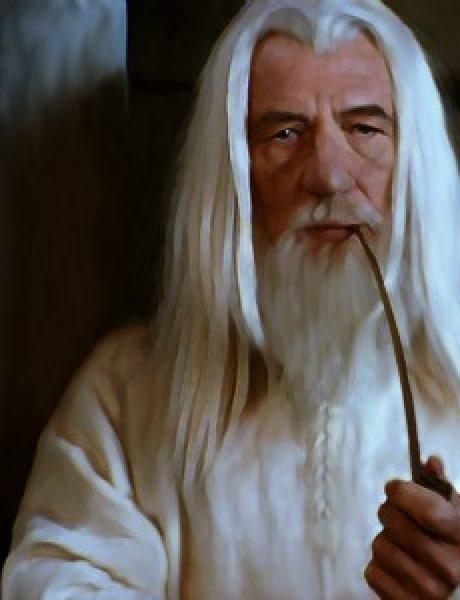 Striptiz za pismene: Da sam Gandalf