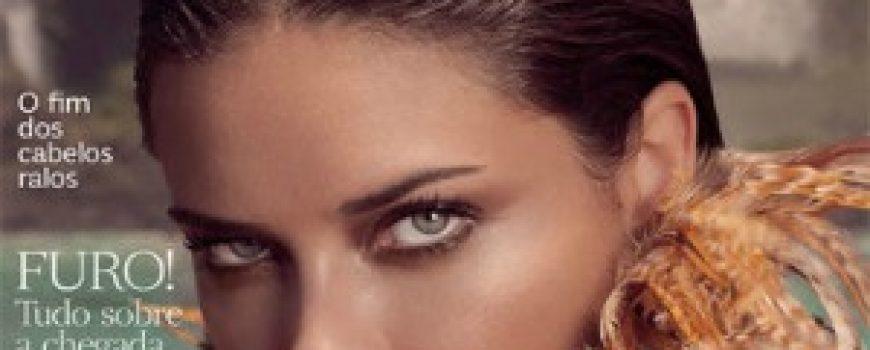 """Vogue Brasil"": Adriana Lima okupana suncem"