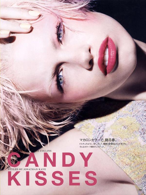 Hailey Clauson Liz Collins Vogue Nippon 02 Vogue Nippon: Kad lepota zaledi