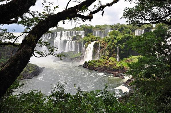 Jedno od novih svetskih cuda Iguacu vodopadi Wannabe intervju: Marina Di Guardo