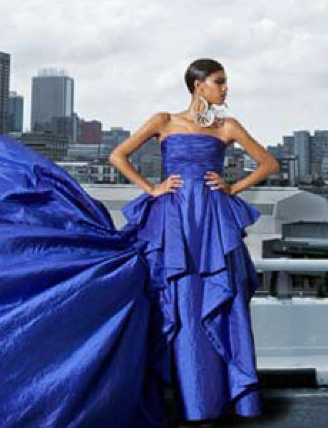 Modni zalogaji: Modna Afrika i romantični H&M