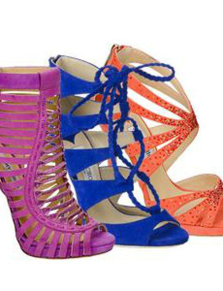 Modni zalogaji: Fantastične cipele i malo golotinje