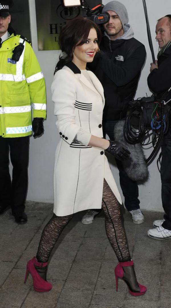 Nicholas Kirkwood 10 odevnih kombinacija: Cheryl Cole