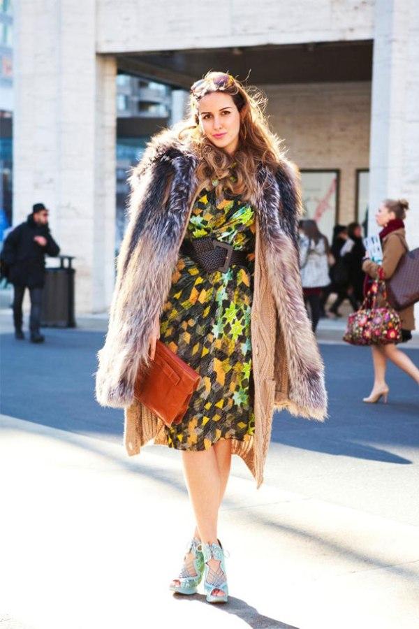 Noor StreetStyle CLake GL 2 Street Style: Njujorška nedelja mode