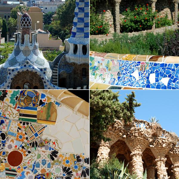Park1 Antonio Gaudi: Parc Güell