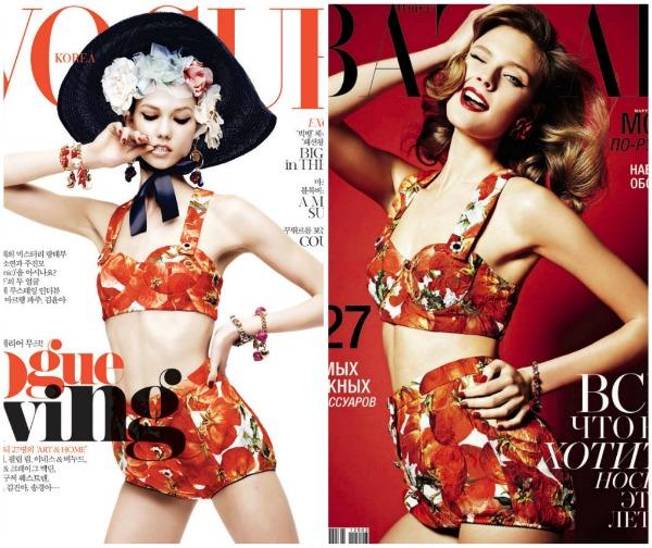 Picnik collage16 Modni zalogaji: Prelepe manekenke nižu uspehe