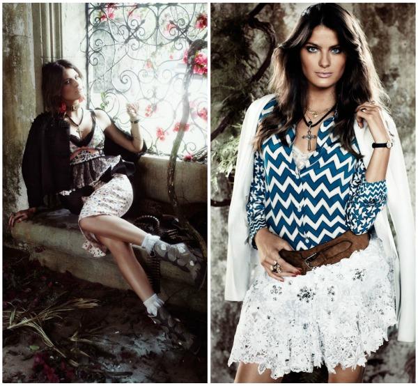 """Picnik collage2 """"Vogue Spain"""": Pištolji i šeširi"""