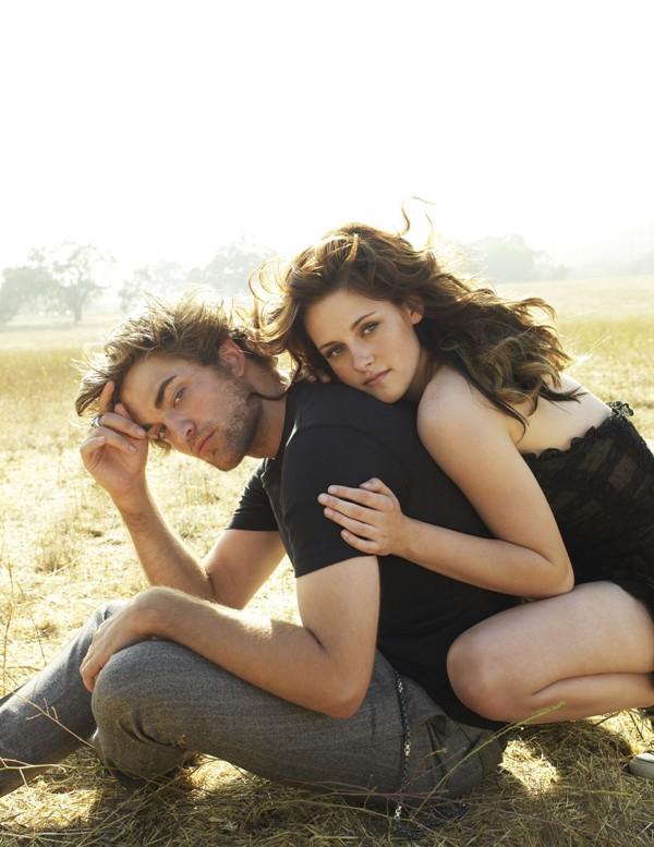 Robert Pattinson and Kristen Stewart Najseksepilniji parovi
