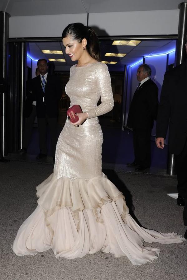Roberto Cavalli 10 odevnih kombinacija: Cheryl Cole
