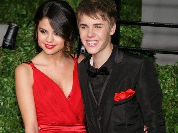 Selena Gomez With Justin Bieber Najseksepilniji parovi