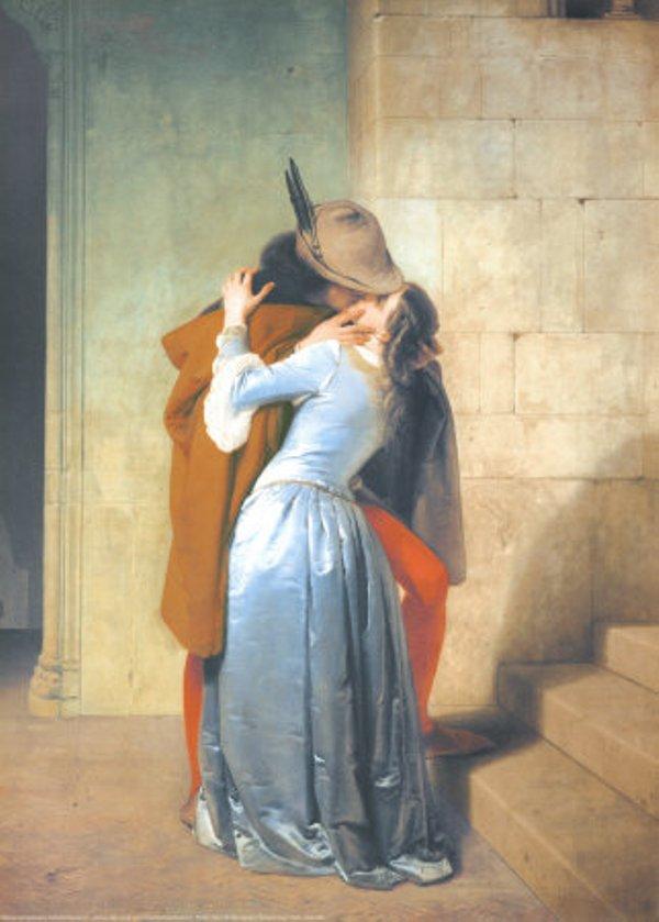 Slika 1. Ljubav na platnu