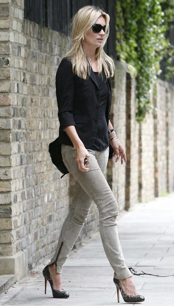 Slika 119 Street Style: Kate Moss