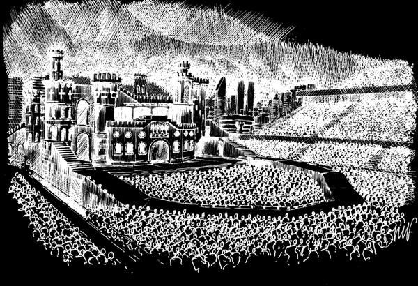 Slika 2 Lady Gaga kreće na turneju