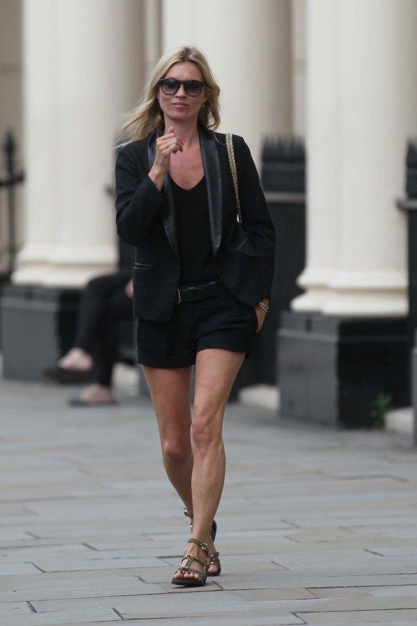 Slika 217 Street Style: Kate Moss