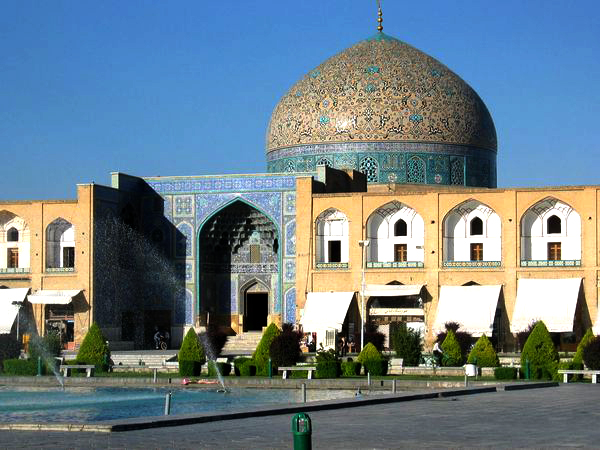 Slika 315 Trk na trg: میدان نقش جهان, Isfahan