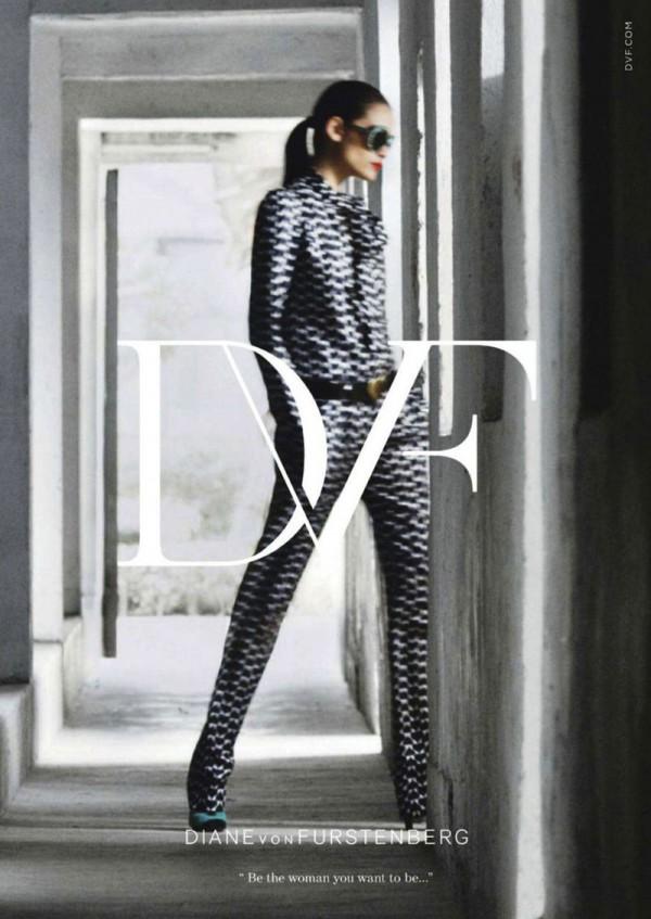 Slika 37 DVF: Luksuz i elegancija kao suština mode