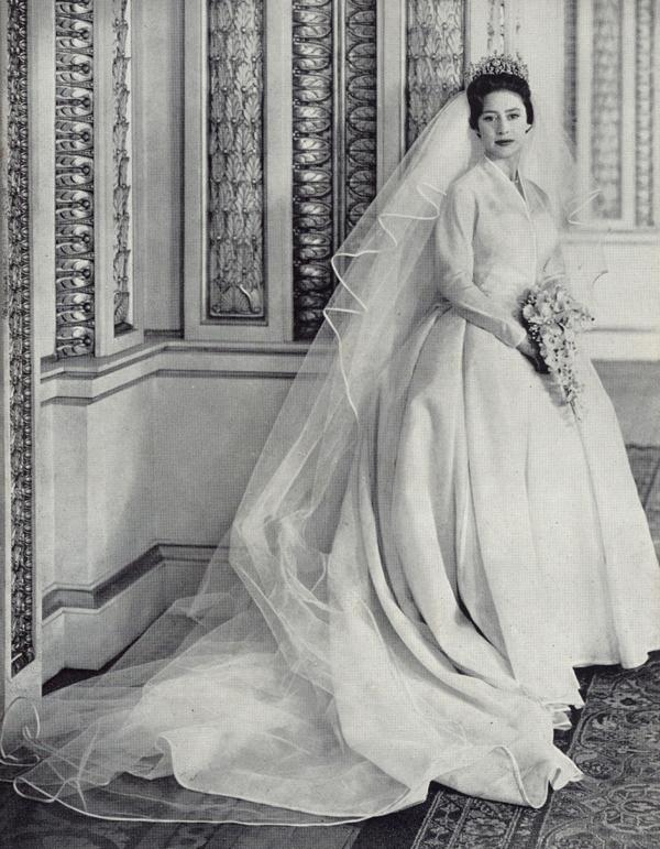 Slika 4 Vencanica princeze Margarete Royal Style: Princeza Margaret