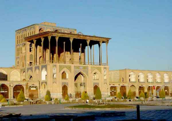Slika 49 Trk na trg: میدان نقش جهان, Isfahan