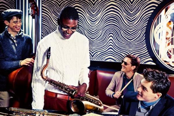 Slika 8 Ansons: Moda i džez