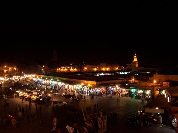 Slika4 Trk na trg: جامع الفنا,  Marakeš