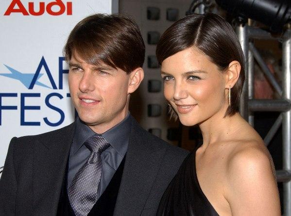 Tom Cruise Katie Holmes Najseksepilniji parovi