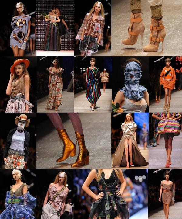 VIVIENNE WESTWOOD FW 2011 Njujork Pariz i London: Zašto su toliko popularni?