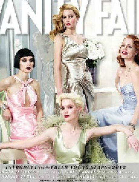 Modni zalogaji: Mlade lepotice, ikone stila i holivudske dive