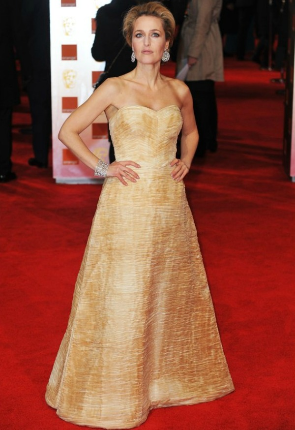 anderson Fashion Police: Dodela nagrada BAFTA 2012.