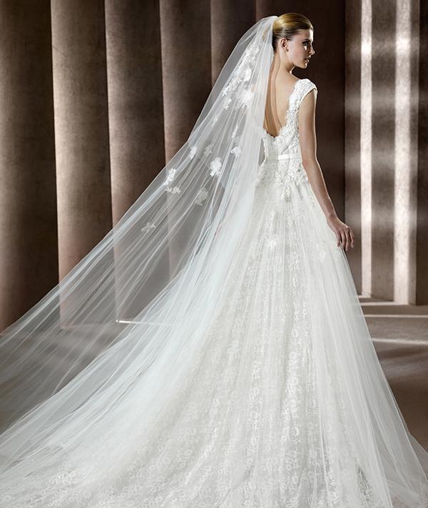 ardelia c1 Elie Saab 2012: Venčanice za princeze