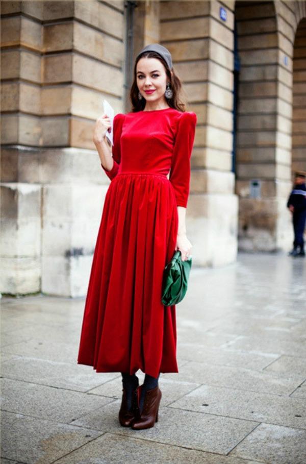 article image image article Street Style: Ulyana Sergeenko