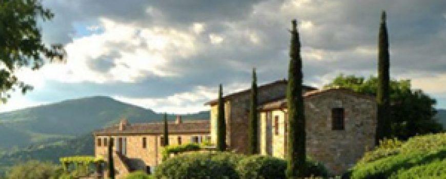 """""""Col delle Noci"""": Mistična italijanska vila"""