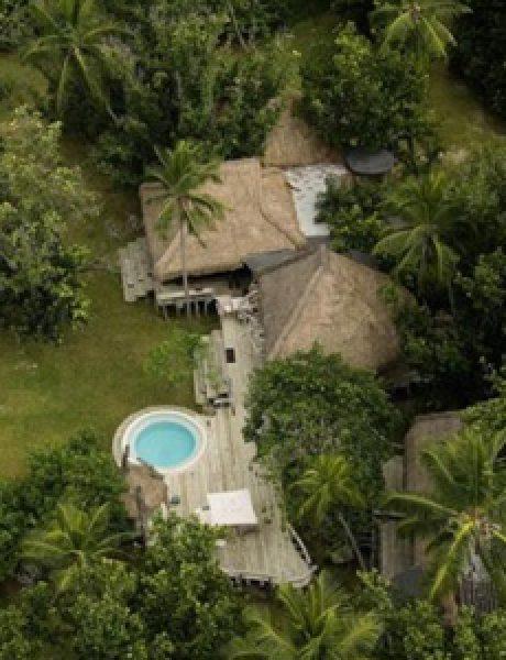 Luksuzna vila na Sejšelima