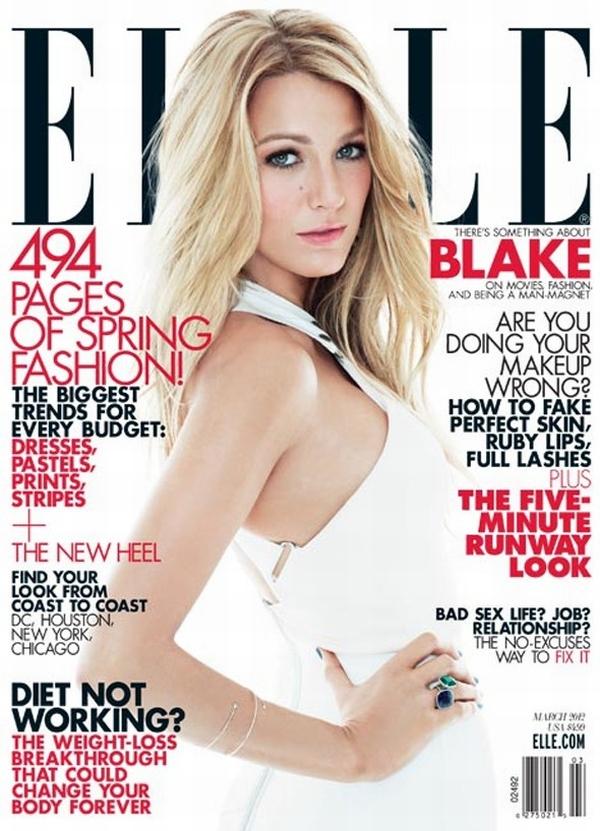 blake lively elle Trach Up: Blake Lively priča gluposti