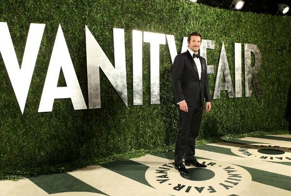 bradleycooper Vanity Fair Oscar Party 2012