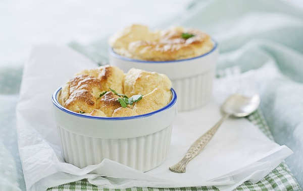 cheese souffle picnik Sufle od mocarele i parmezana