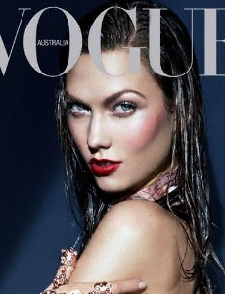 """""""Vogue Australia"""": Zavodljiva Karlie Kloss"""