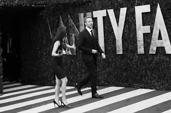 crhismartin Vanity Fair Oscar Party 2012