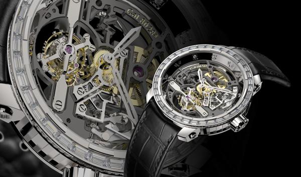 dewitt twenty 8 eight skeleton watch Baselworld 2012: Najprestižniji svetski sajam satova