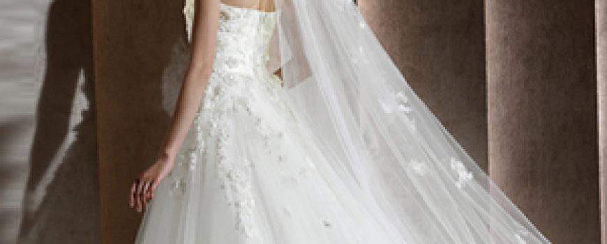 Elie Saab 2012: Venčanice za princeze