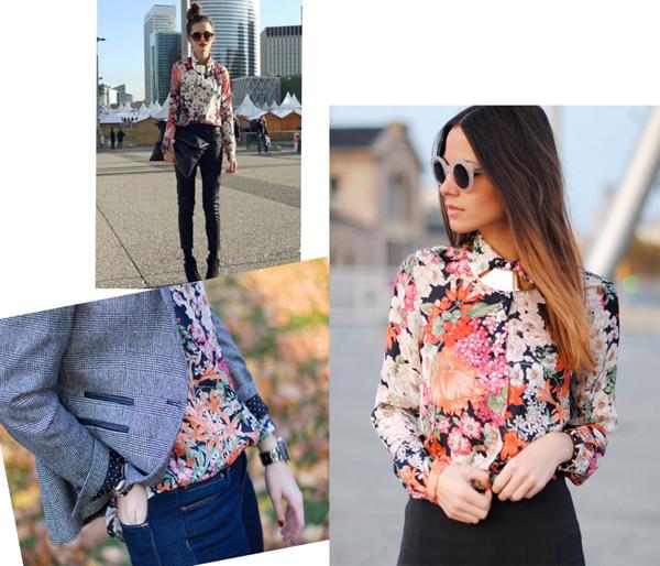 floral4 Modni savet Tijane Žunić: Košulje