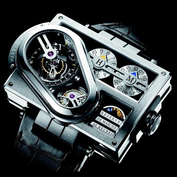 harry winston histoire de tourbillon 3 watch Baselworld 2012: Najprestižniji svetski sajam satova