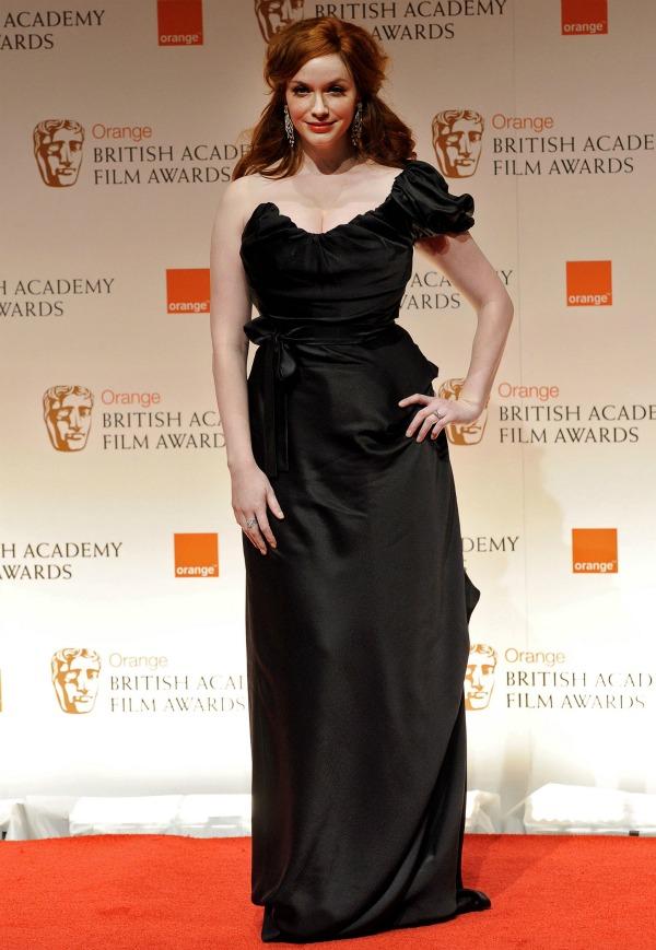 hendricks Fashion Police: Dodela nagrada BAFTA 2012.