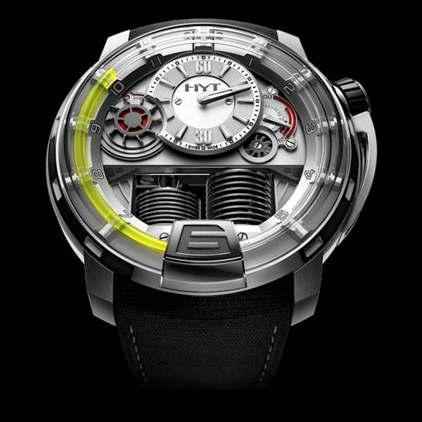 hyt h1 watch Baselworld 2012: Najprestižniji svetski sajam satova